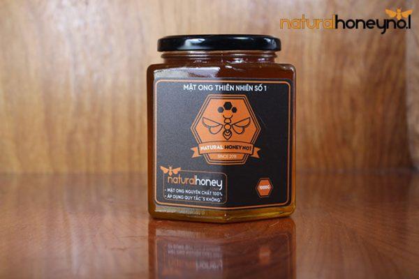 mật ong hoa rừng 1000g