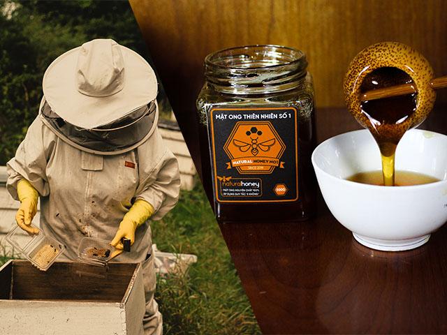 mật ong thiên nhiên