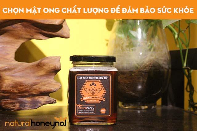 Chọn mua mật ong ở những cơ sở uy tín để đảm bảo chất lượng