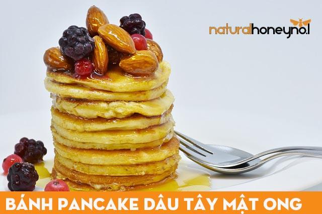 Bánh pancake thơm ngon