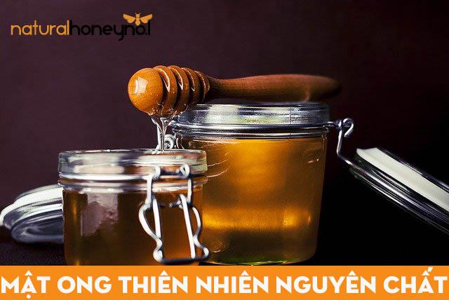 Mật ong chứa nhiều chất dinh dưỡng tốt cho cơ thể vì vậy nên sử dụng loại mật ong nguyên chất