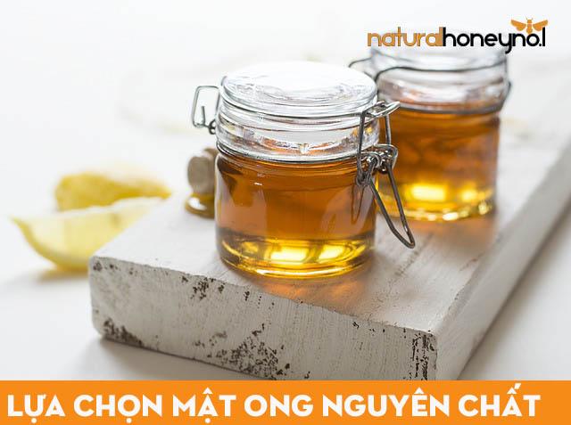 Mật ong thiên nhiên nguyên chất có rất nhiều lợi ích tốt cho sức khỏe người sử dụng