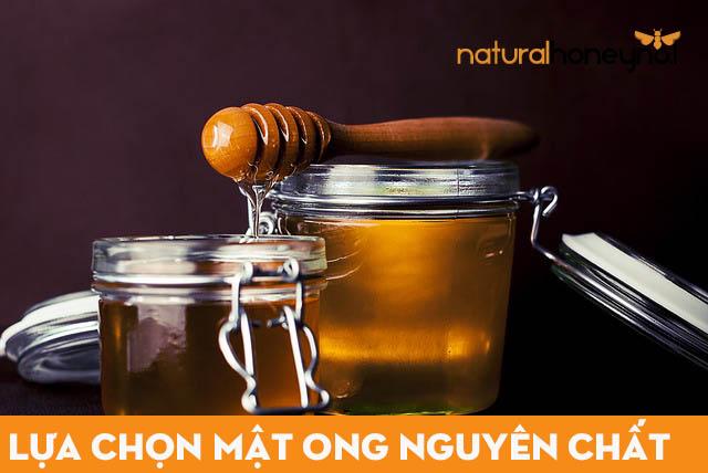 Sử dụng mật ong nguyên chât làm nguyên liệu để đảm bảo an toàn sức khỏe người dùng