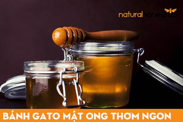 Nguyên liệu làm bánh gato mật ong thơm ngon