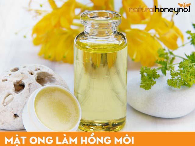 mật ong dầu dừa dưỡng tóc hiệu quả