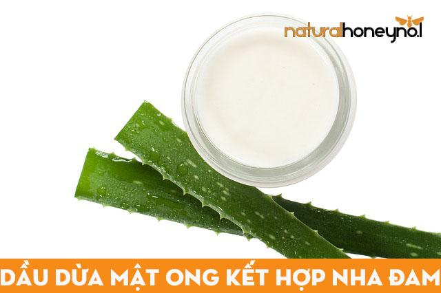 Sử dụng mặt nạ dầu dừa thường xuyên giúp da trắng sáng và đều màu hơn.