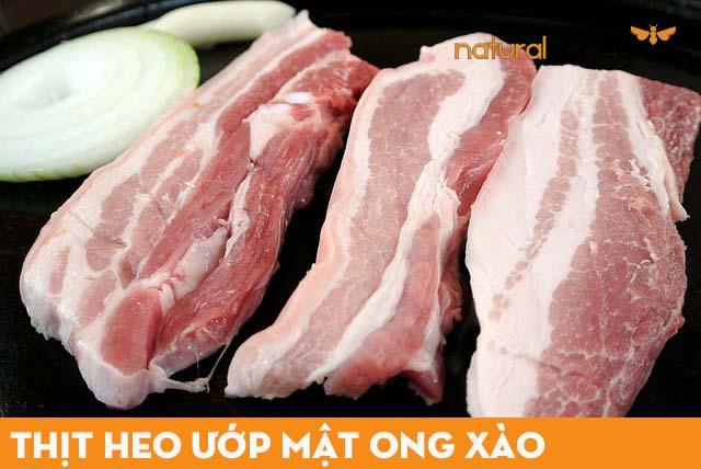 Thịt heo giàu chất dinh dưỡng nên sử dụng
