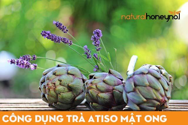 Chăm sóc sức khỏe tim mạch là một trong những công dụng trà atiso mật ong